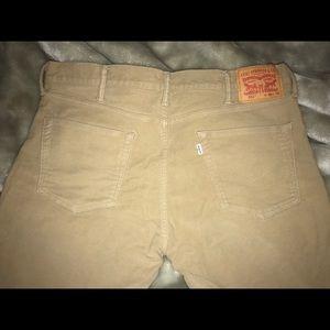 Levi's 511 Slim Fit Commuter Jeans 38W 30L